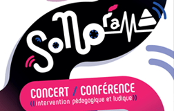 CONCERT COMPLET // SONORAMA // SCOLAIRE