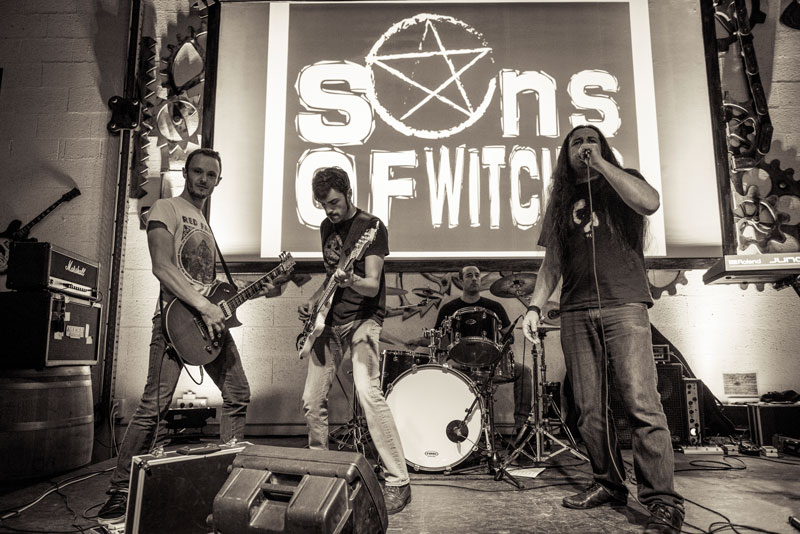 SONS OF WITCHES