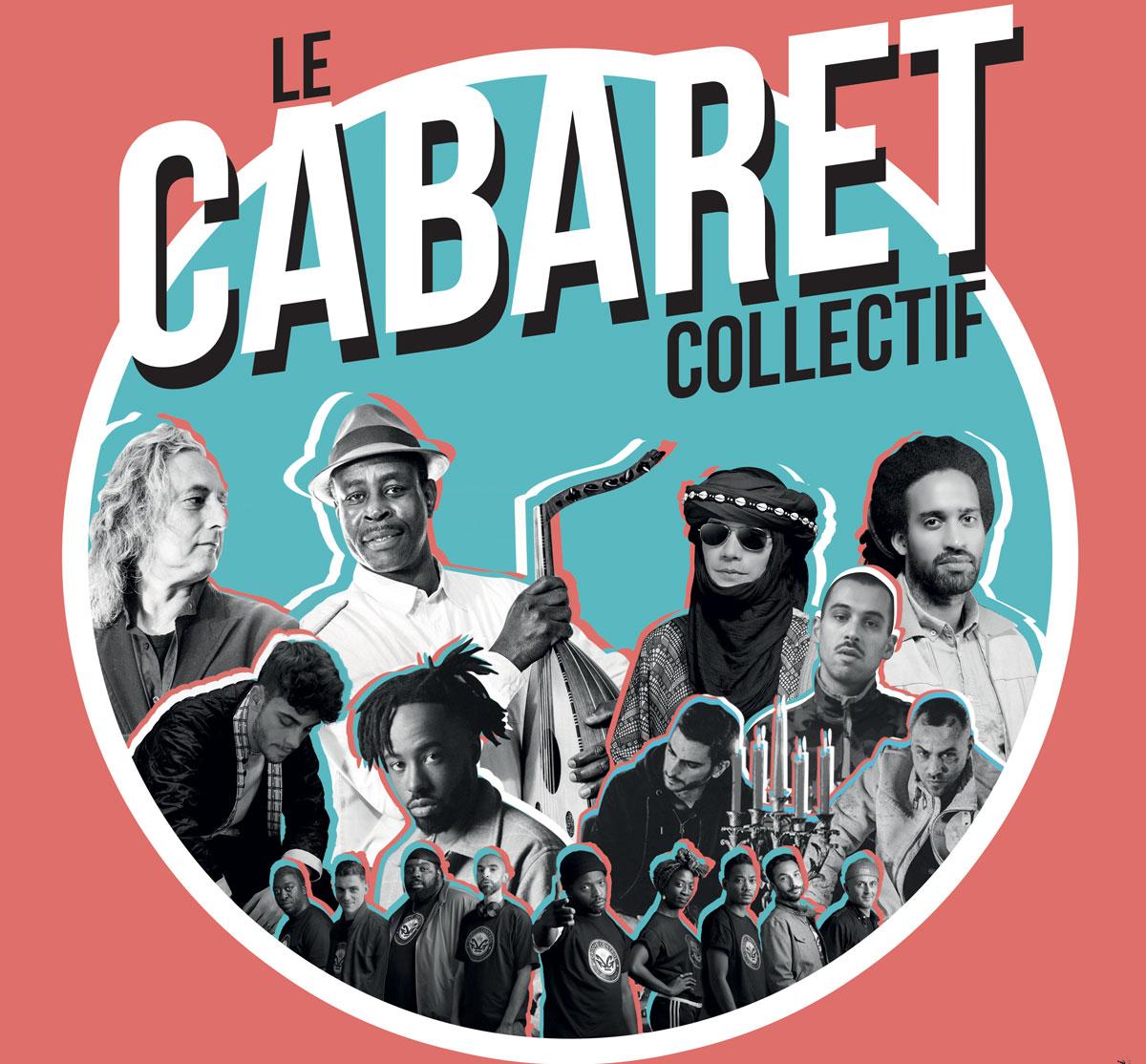 LE CABARET COLLECTIF // SWIFT GUAD & AL TARBA + LUIDJI + GROOVE CONTROL